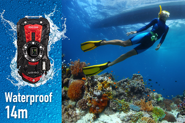 Waterproof 14m