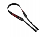 Black neoprene neck strap O-ST53